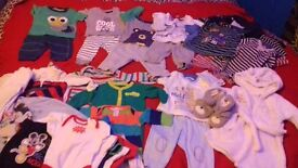 Baby boys bundle 0/3and 3/6 excellent condition some never worn