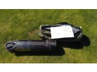 Nearly new Eurohike Avon Tent & Extra padded Bedroll .