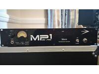 A-Designs MP-1A Mono Tube Mic Preamp **Rare** like Avalon Tube Tech