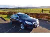 Vauxhall Insignia 2.0CDTi 16v (160ps) ecoFLEX (start/stop) Exclusiv Hatchback 2012