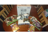 Limited Edition Xbox 360 Star Wars Kinect 320gb, with 11 games