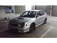Subaru Impreza 2.0ltr Non Turbo 2003