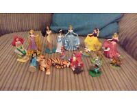 Disney store princess models