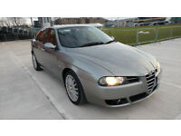 2005 Alfa Romeo 156 Sport Saloon 1.9JTD Multijet