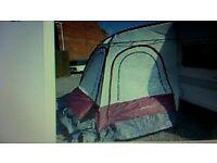 porch awning basecamp romany