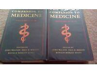 Oxford Companion to Medicine(1986)