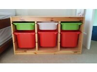 Ikea Trofast Kids Storage Unit