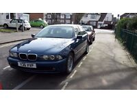 BMW 520i, 113,630 miles, year 2001, Automatic, Leather - Very good Condition! Private Seller