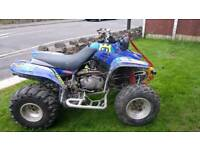 Yamaha warrior 350x 2002