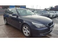 2010 59 BMW 5 Series 2.0 520d SE Business Edition Touring 5dr ** FULLY LOADED, FSH, LOVELY CAR **