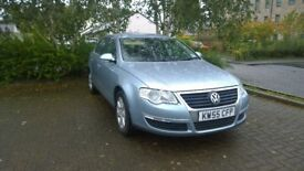 2006 VW PASSAT 2LTR TDI, HIGH MILES BUT GREAT RUNNER, WELL CARED FOR CAR