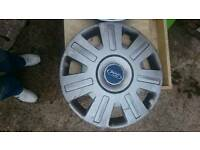 "FORD 16"" wheel trims"