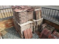 Marley Ludlow Major roof tiles. Approx 250.
