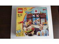 LEGO 3833 - Spongebob Krusty Krab Adventures
