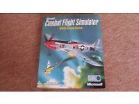 Microsoft Combat Flight Simulator PC CD-ROM