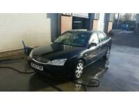 Ford mondeo 2.0 tdci 2005 black