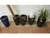 Pots for Flowers etc