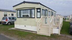 Excellent Condition Static Caravan For Sale - Trecco Bay, Porthcawl.