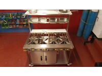 Commercial Cookers, BBQ Grills, Tandoori Ovens & Stockpot Cookers
