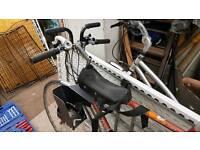 Co Rider crossbar child seat