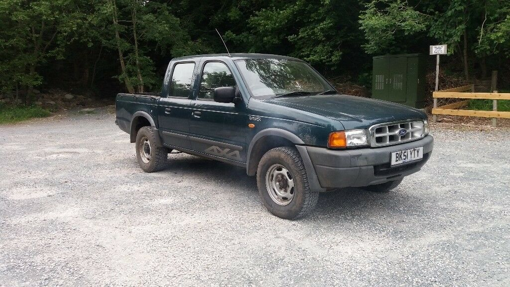 2001 Ford Ranger 2 5 td 4x4 pickup (Mazda Bt-50 B2500) | in Carnforth,  Lancashire | Gumtree