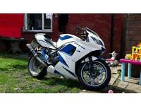 Triumph daytona 600 open to offers
