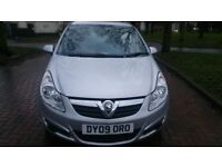09 plate CORSA 1.4 ,looks and drive beautiful ((real bargain))