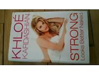 Khloe Kardashian Strong looks better naked book