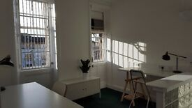 Office / Studio / Desk space - at Thrive Studios | Leith | Edinburgh