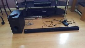 Samsung tv soundbar