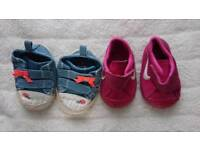 Baby boots and shoes