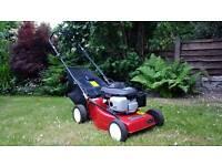 Mountfield Self Propelled Petrol Mower / Lawnmower - Honda Engine