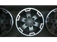 Ford ranger alloy wheels