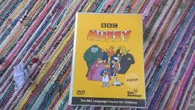 MUZZY. BBC LANGUAGE COURSE FOR CHILDREN. FRENCH