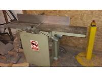 Mini max planer thicneser Good condition wood workshop liquidation