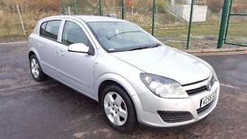 2007 Vauxhall Astra Club Twinport 1.4 Petrol 5 Door 1 Year MOT Immaculate Condition..