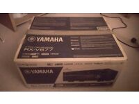 Yamaha RX V667 Amplifier w/ Remote