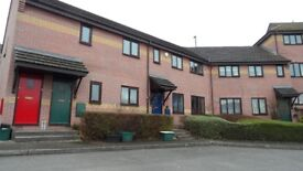 1 Bedroom first floor apartment, fitted kitchen with white goods, allocated parking. Prime Location!