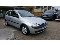 2001 Vauxhall Corsa 1.4 i 16v Elegance 3dr (a/c) / 2 OWNERS FULL SERVICE HISTORY