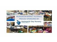 Mum2mum Market Nearly New Sale- Hucknall Nottingham