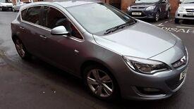 2013 Vauxhall Astra 1.6i 16V SRi 5dr