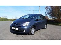 *!*DIESEL*!* 2005 Citroen Picasso 2.0 HDI Desire 2 **FULL YEARS MOT** **ONE OWNER FROM 2008**