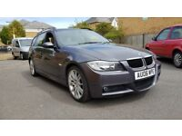 2006 BMW 320D 3 SERIES 2.0 DIESEL MANUAL M SPORT TOURING ESTATE SPACIOUS GREAT DRIVE N 5 SERIES X3