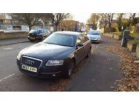 AUDI A6 SE manual 4 doors saloon