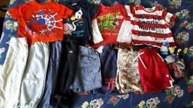 2. 18-24 Months clothes bundle