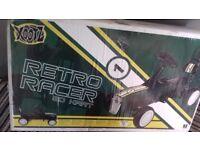 New Retro go kart still in box