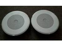 Delta Sound Ceiling Mount Speakers x2