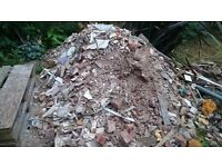 Free Concrete Rubble with delivery