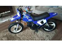 Yamaha pw50 with new 60cc engine rebuild must see