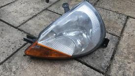 FORS KA HEAD LAMP NEAR SIDE £10